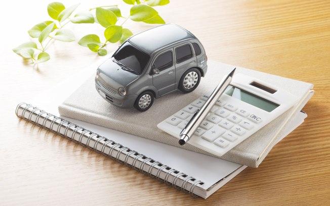 Carrinho e Caderno de finanças na RHG Seguros